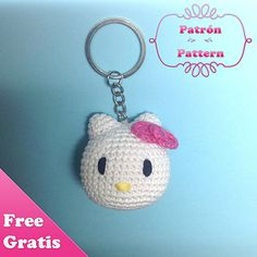 Hello Kitty Kimono Amigurumi Patron : crochet cats and dogs on Pinterest Amigurumi, Amigurumi ...