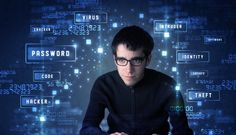 Photo about Hacker programing in technology enviroment with cyber icons and symbols. Image of hacker, internet, mask - 35559051 Word Brain Games, Free Brain Games, Free Games, Linux, Create Strong Password, Cyber Security Course, Computer Forensics, Cyber Attack, Word Puzzles