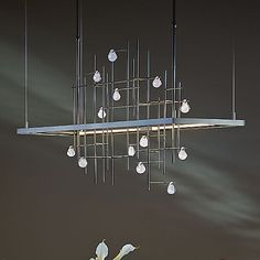 Spring LED Linear Suspension by Hubbardton Forge at Lumens.com