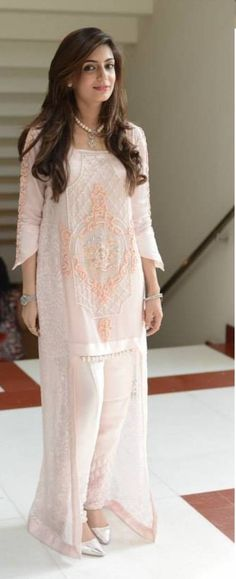 I'm not sure about this , I love everything about it minus the long bits on the kurti Sari, Lehenga Choli, Anarkali, Nice Dresses, Casual Dresses, Beautiful Dresses, Pakistani Outfits, Indian Outfits, Ethnic Fashion