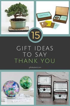 15 Awesome Thank You Gifts Small Gift For Pas