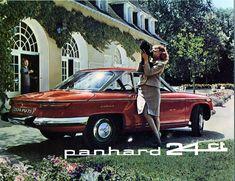 Panhard 24CT