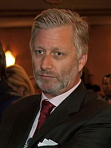 Prince Philippe, Duke of Brabant, Prince of Belgium (French: Philippe Léopold Louis Marie, Dutch: Filip(s) Leopold Lodewijk Maria; born April 15, 1960), is the eldest son and heir apparent of Albert II, King of the Belgians and Queen Paola