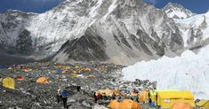"""Learning With: '''It Was Like a Zoo"""": Death on an Unruly, Overcrowded Everest' This website is Designed For worldwide News. It is a very active site for any changing in the world and shows the same word for you. Mount Everest Deaths, Mount Everest Base Camp, Everest Base Camp Trek, Climbing Everest, Nepal Kathmandu, Tourism Department, Latest World News, Climbers, What Is Like"""