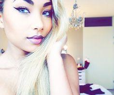 pinterest: @Sasoo Modather #makeup