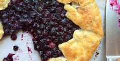Summer Fruit Galettes – Honest Cooking