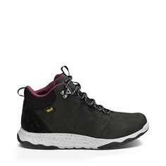 80509c0f20c1 Teva Women s W Arrowood Lux Mid Waterproof Hiking Boot  Outfitted in lux  details and materials