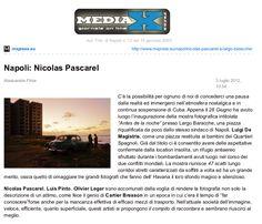Alessandra Filice: articolo pubblicato su mxpress. euAut. Trib. di Na...