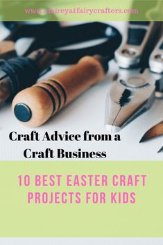 A collection of the best Easter crafts to keep your little ones occupied #Easter #crafts #crafting Business Goals, Business Advice, Online Business, Business Education, Business Management, Business Branding, Decoupage Letters, 7 Places, Craft Online