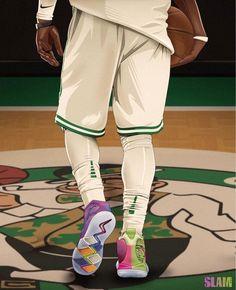 boston celtics - 4 Stars & Up Kyrie Irving Logo, Kyrie Irving Celtics, Kyrie Irving Shoes, Basketball Drills, Basketball Pictures, Sports Basketball, Basketball Players, Basketball Tickets, Irving Wallpapers