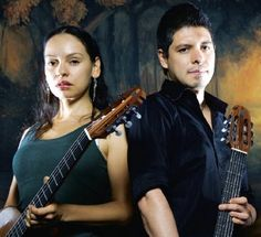 rodrigo et gabriella   Rodrigo Y Gabriela est un duo mexicain jouant un Flamenco très rapide ...