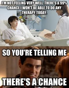 Give yourself something to smile about with these hilarious physical therapy memes that are going viral in the internet. Physical Therapy Quotes, Physical Therapy Student, Physical Therapist, Medical Assistant Quotes, Medical Humor, Nurse Humor, Occupational Therapy Humor, Speech Therapy, Ot Memes