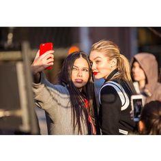 Les plus belles #photos de #Gigi #Hadid sur #Instagram #AdrianaLima #VictoriaSecret
