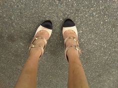 Channel shoes...stunning