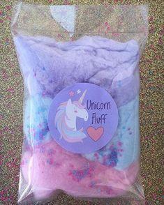 Unicorn Cotton Candy 20 Cotton Candy Party Favors Unicorn | Etsy