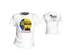 Campanha_Combate à Dengue 2015_PMTS no Behance Onesies, Behance, Sports, Clothes, Tops, Fashion, Campaign, Hs Sports, Outfits