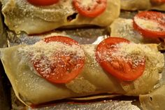 """""""Point-less"""" Meals: Stuffed Crepes with Ground Pork and Parmesan"""
