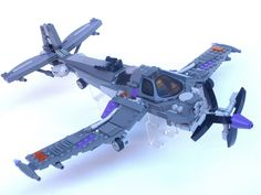 /by The Capitán #flickr #LEGO #plane