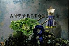 WindowsWear   Anthropologie, New York, April 2013