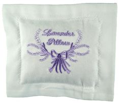 A miniature pillow made from super soft cotton filled with dried lavender flowers. The pillow comes with a velcro seal so you can replenish the lavender or add a few drops of essential oil. Place either next to your pillow or inhale before going to bed for a restful night's sleep. The pillow is approximately thirteen and a half centimetres in length.