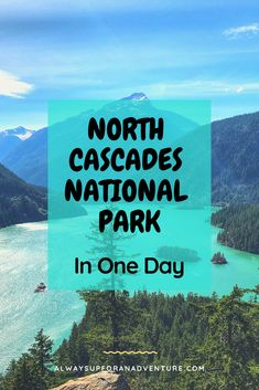 How to see the North Cascades National Park in one day. North Cascades National Park in one day. Drive the North Cascades Highway to see beautiful scenery and different hikes that you must do. Cascade National Park, North Cascades National Park, North Cascades Highway, Places To Travel, Places To See, Nationalparks Usa, Rocky Mountain National, National Forest, Colorado Hiking