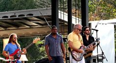 JJ Grey and Mofro at Roots N Blues