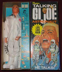 GI Joe Talking Astronaut – 1970