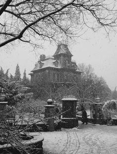 Haunted Mansion, Disneyland Paris