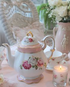 Aiken House & Gardens: A Romantic Sunroom Tea