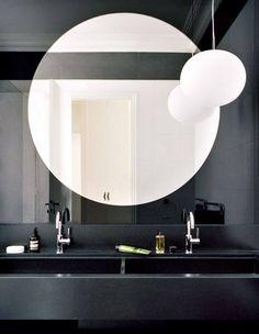 B&W mirror