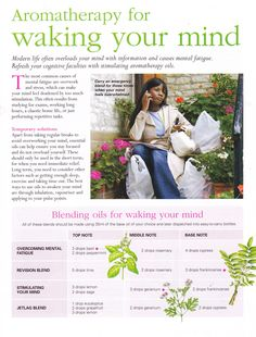 Young Living Essential Oils: Mind