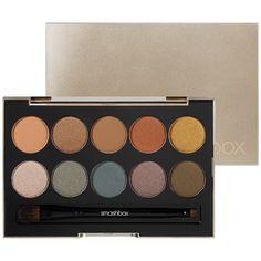 Smashbox eyeshadow palette.