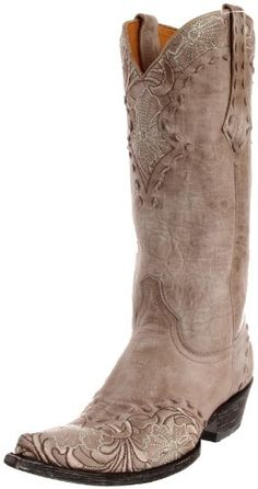 Old Gringo Women's Erin L640 Boot,Bone,7.5 M US Old Gringo,http://www.amazon.com/dp/B0037Z862E/ref=cm_sw_r_pi_dp_5o8nsb02V7ZXT0MS