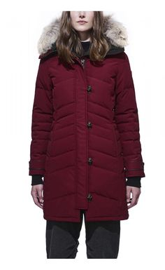 Canada Goose Women's Kensington Parka Coat In Color&classic Down Puffer Coat, Down Parka, Parka Coat, Down Coat, Canada Goose Fashion, Canada Goose Women, Canada Goose Parka, Kensington Parka, Womens Parka