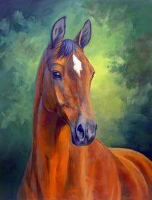 Pretty Horses, Horse Love, Beautiful Horses, Horse Drawings, Animal Drawings, Art Drawings, Watercolor Horse, Watercolor Paintings, Arte Equina