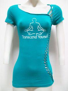 KLEIN Junioren / Womens Schnitt Shirt von SolAuraDesigns auf Etsy