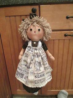 Muñecas guarda bolsas