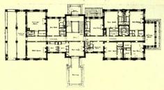 Woolworth Mansion - Winnfield Hall