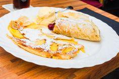 Az omlett édesen is finom – Almával töltve lesz különleges reggeli - Receptek   Sóbors Frittata, Crepes, Nutella, French Toast, Banana, Breakfast, Ethnic Recipes, Food, Swiss Recipes