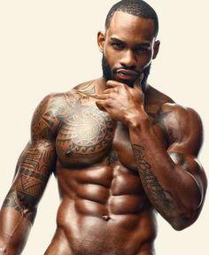 Meet sexy black men