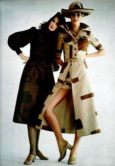 Louis Feraud L'officiel magazine 1971