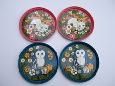 coasters by pat albeck