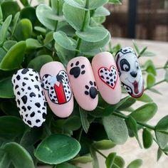 Disney Acrylic Nails, Best Acrylic Nails, Acrylic Nail Designs, Nail Art Designs, Coffen Nails, Cow Nails, Nail Manicure, Classy Nails, Simple Nails