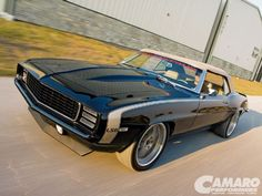 This 1st generation Camaro that is beyond spectacular.