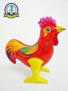 inflatable toys animal chicken