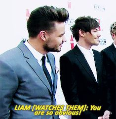 (2) Liam is Larry af