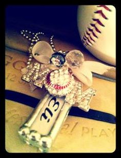 Baseball Mom Custom name Stick by jubileejewelry1 on Etsy, $30.00