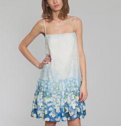 Robe Marguerite Azur Cacharel en vente chez L'Exception Summer Dresses, Clothes, Style, Fashion, Daisy Dress, Dress Ideas, Woman, Outfits, Swag
