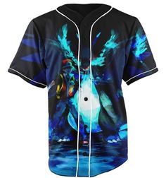 Mega Charizard X ... http://www.jakkoutthebxx.com/products/real-american-size-mega-charizard-x-pokemon-3d-sublimation-print-custom-made-button-up-baseball-jersey-plus-size?utm_campaign=social_autopilot&utm_source=pin&utm_medium=pin  #wanelo #shoppingtime #whattobuy #onlineshopping #trending #shoppingonline #onlineshopping #new