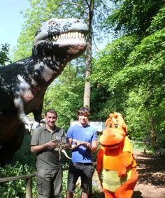 Dino Adventure at Knebworth - edit Prehistoric World, Press Release, Day Trips, Cambridge, Wilderness, Brave, Adventure, Explore, Park
